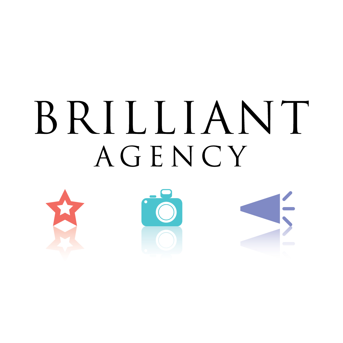 Brilliant Agency LOGO FACEBOOK RGB
